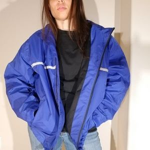 Other - Blue Outerwear Jacket